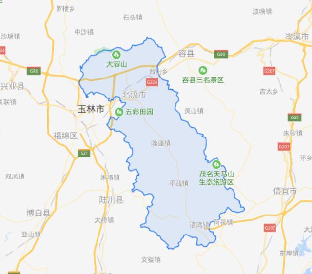 广西陆川县人口_广西人口最多的十个乡镇,桂平有两个上榜 是你们镇吗