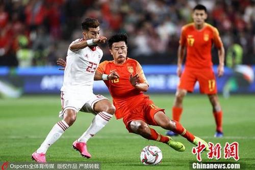 世预赛备战提上日程 中国男足8月约战缅甸男足
