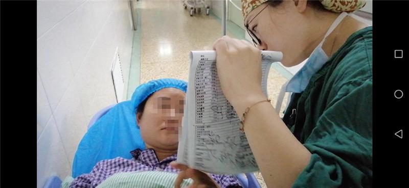 【暖新闻】聋哑患者手术前 麻醉师写了八张纸安慰她情绪插图