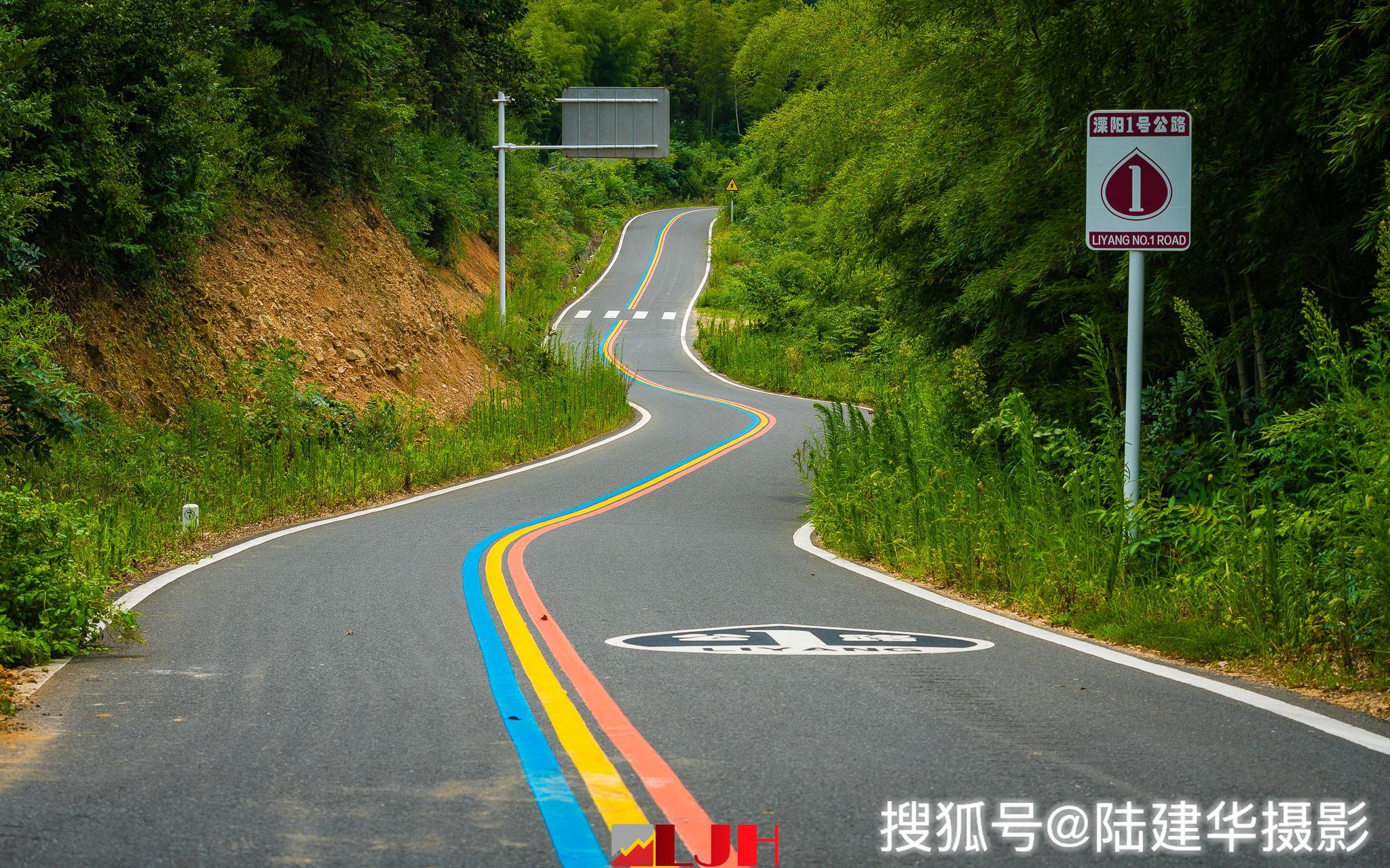 曾经诞生了中国第一孝诗的溧阳,如今又有一条最美的乡村公路