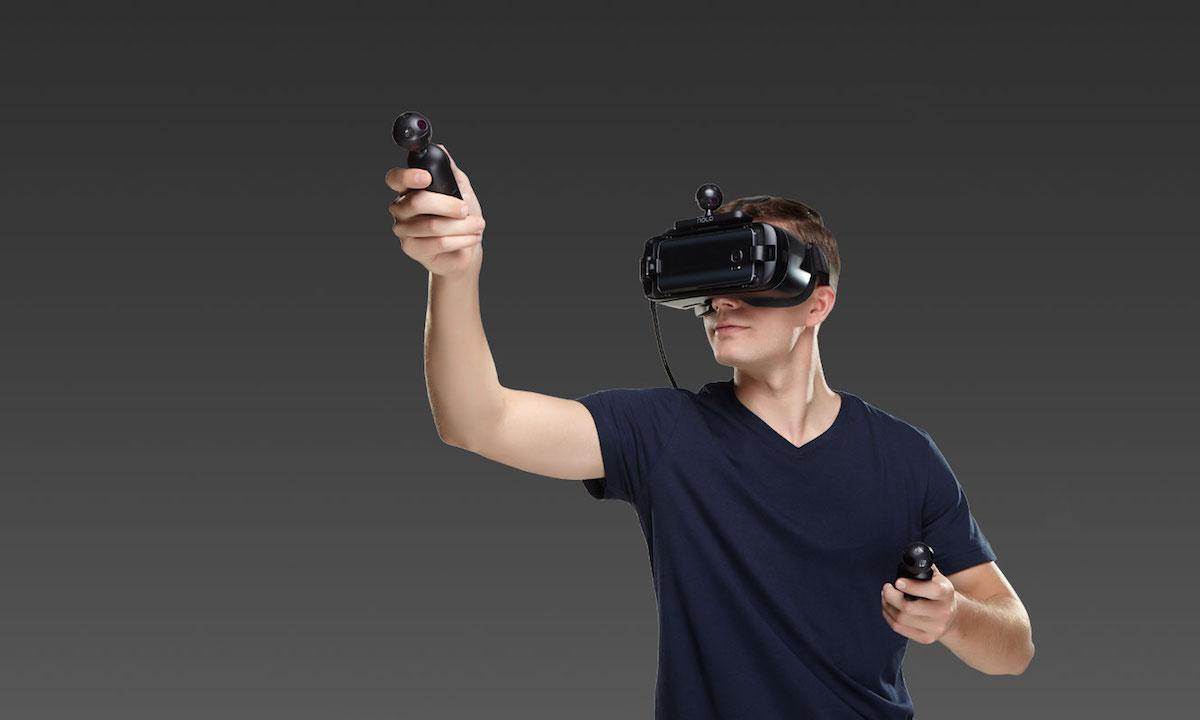 【首发】VR交互科技公司NOLO VR完成亿元级A+轮融资,愉悦资本领投