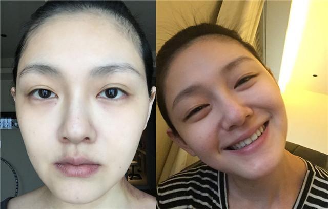 娱乐圈3位真素颜美女,大s白皙郑爽洒脱龙怡利太过惊艳