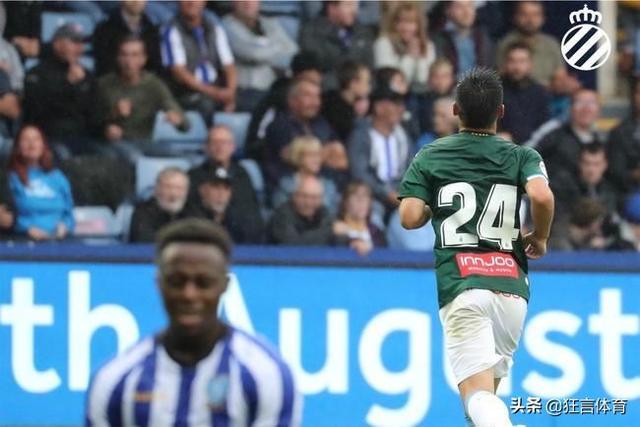 新赛季首球 武磊要征服西班牙人新帅 努力给球