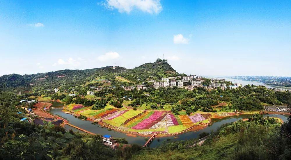 四川12村入选首批全国乡村旅游重点村 泸州这个村上榜
