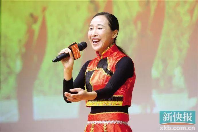 """""""领读中国·书香岭南""""未来领读者展演分享会:阅读在当下是一种自我挑战"""