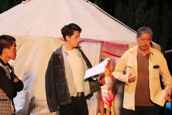 再见沙漠 歌手演员章磊院线电影正式杀青