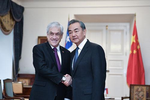 "<b>""欢迎中国参与智利5G建设,合作解决委内瑞拉危机""</b>"