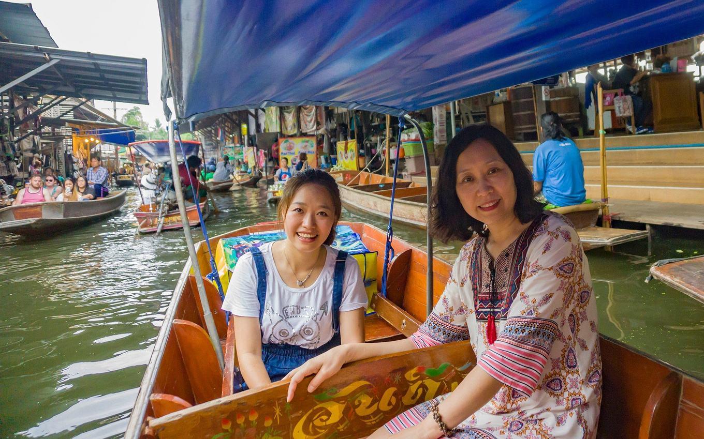 想要把曼谷玩透彻,那就把这7家水上市场全逛一遍