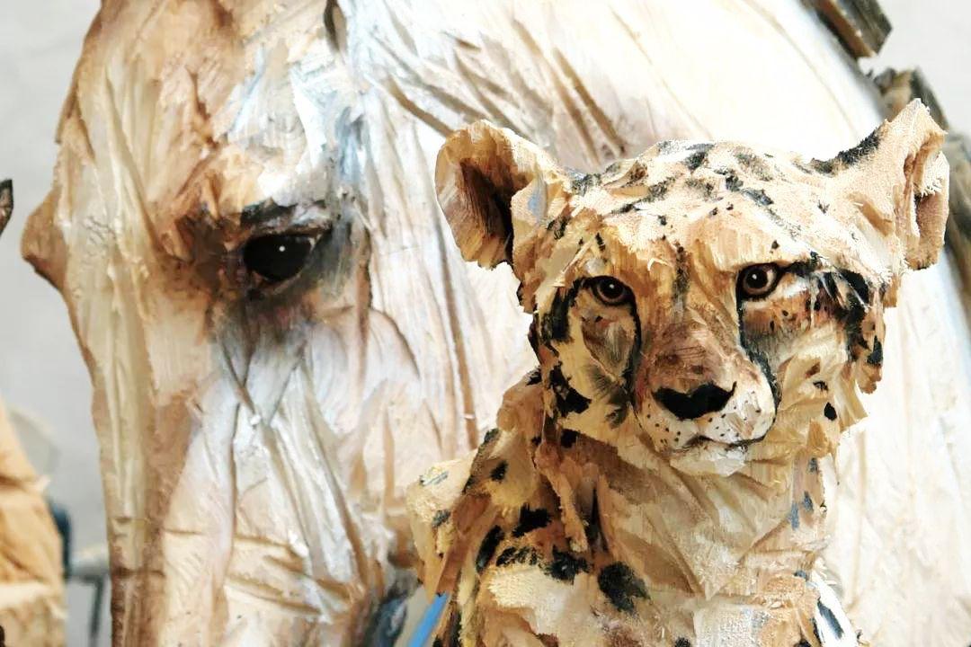 他把一生都献给了 木头 却创造出惊世骇俗的 动物城