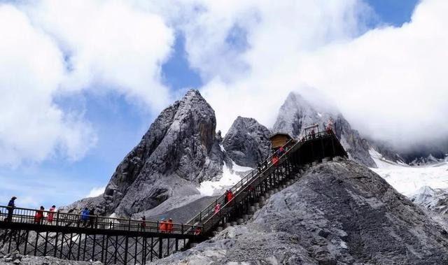 玉龙雪山游玩攻略路线及费用