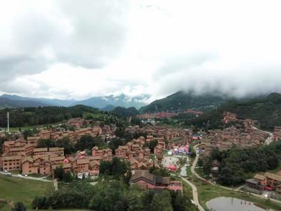 贵州水城野玉海:旅游铺出彝家人的致富路