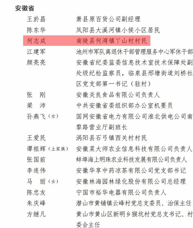 <b>光荣!芜湖这位九旬老者获全国表彰!</b>