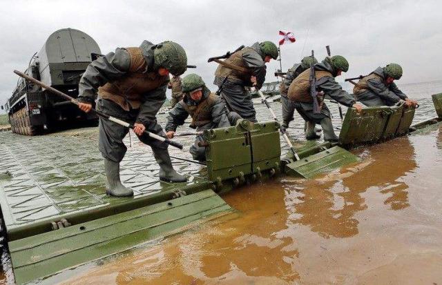 五千特种兵从多个地区主动出击,展开大规模军演,美:真正的对手