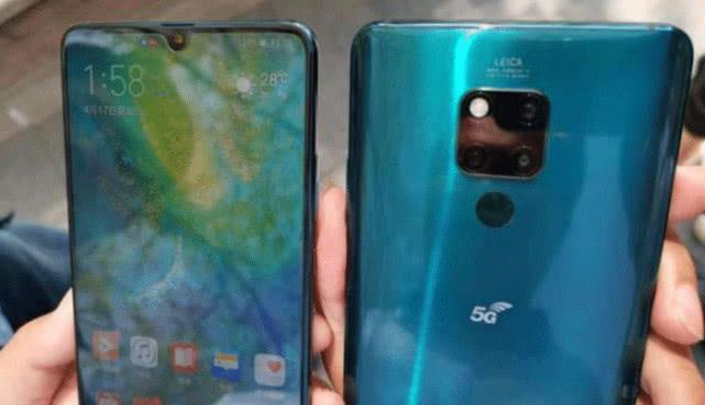 华为正式发布5G手机,支持5G全网通,网友:看到价格说再见
