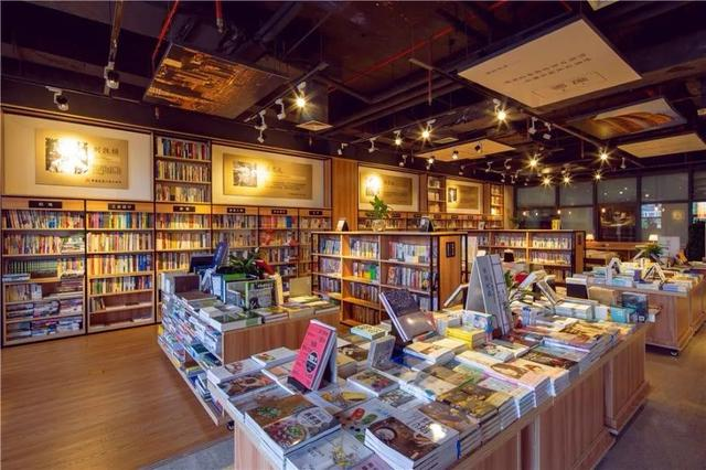 博库书城文二店_教育部:各高校应至少有一所校园书店   这些高校的书店很赞_书籍