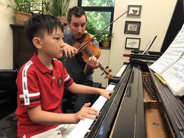 细数第三届美国哈特福德古典音乐节精彩片段