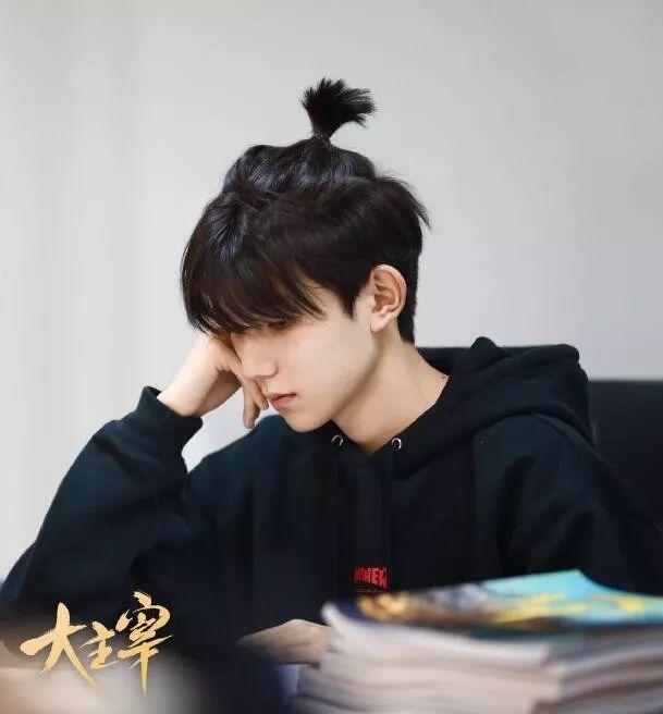 王小源 花花_夏天该弄一个什么样的发型?才能又美又凉快!_肖战