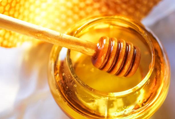 蜂蜜的功能疗效
