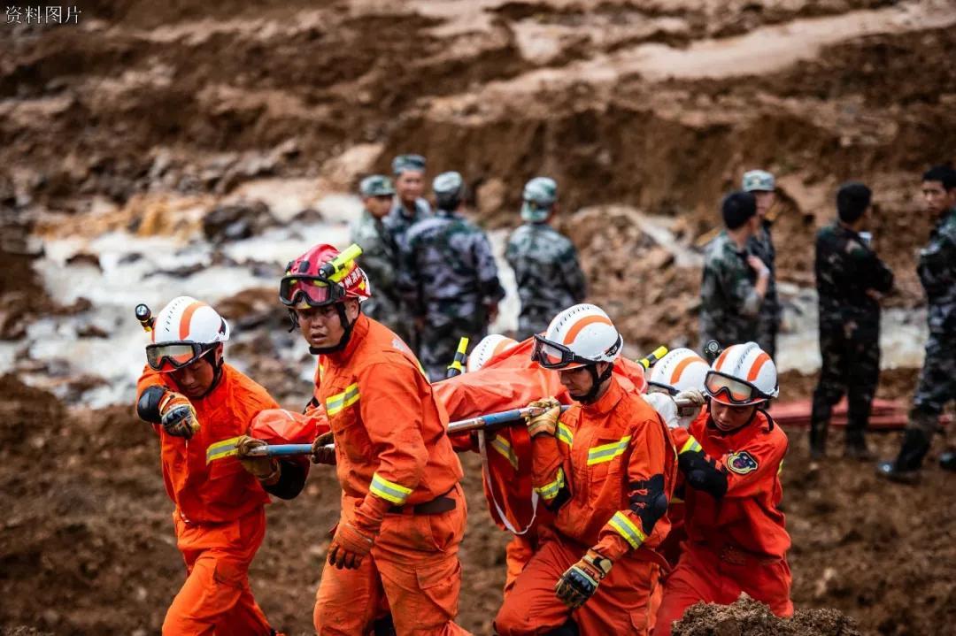 """贵州水城""""7·23""""特大山体滑坡已致38人遇难13人失联"""