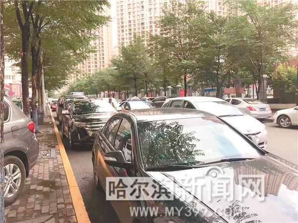和祥路堵车40分钟出不去 将打通中民街缓解压力