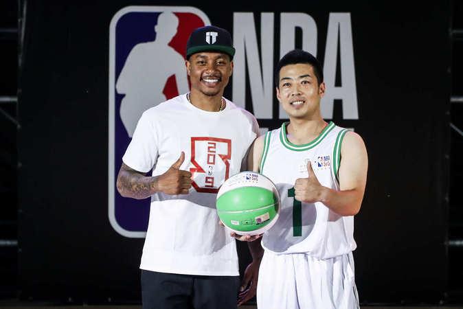 NBA5v5精英篮球赛移师沈阳!以赛亚-托马斯空降助阵