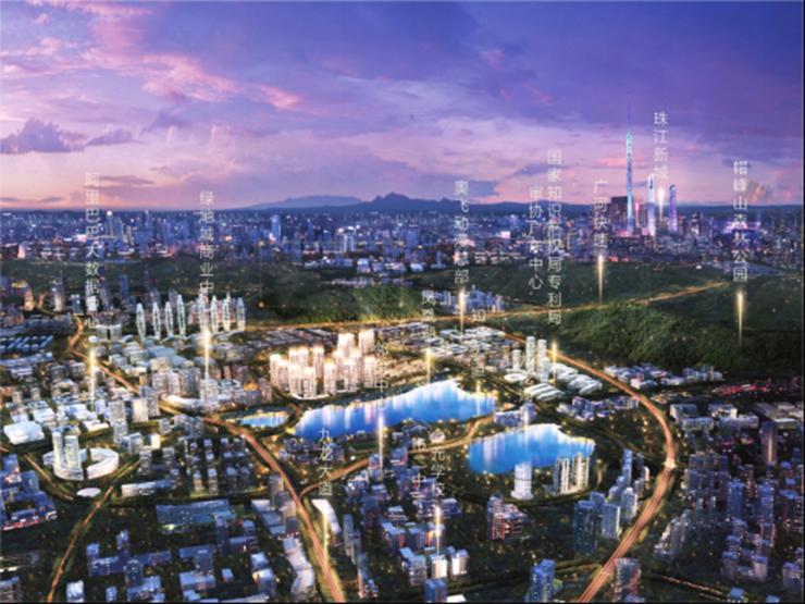 科创成为发展关键词 中新广州知识城发展一日千里