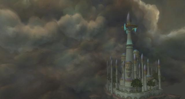 《魔兽世界》:圣光亡灵登场剧情扑朔迷离