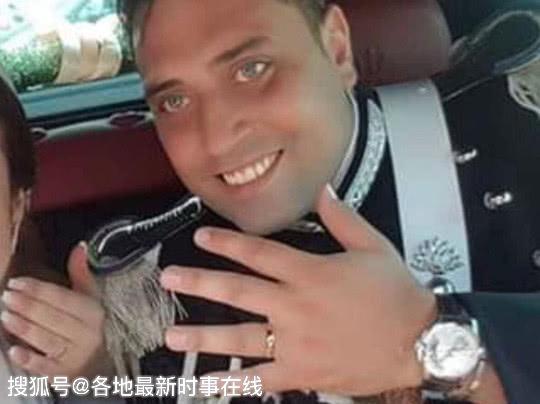 两美国男子杀害意大利警察 受害者新婚妻子:他们把我也杀死了
