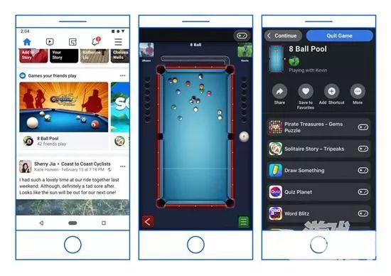 """欧美""""微信""""Messenger做减法,将移除小游戏功能"""