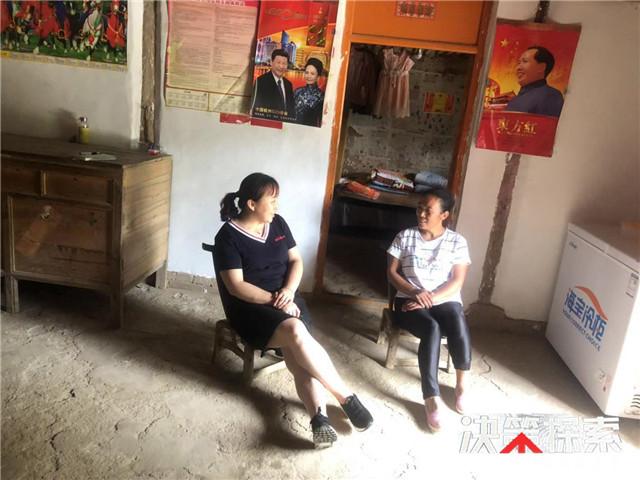 西峡县丁河镇:党委政府高度重视年度预脱贫户核查工作