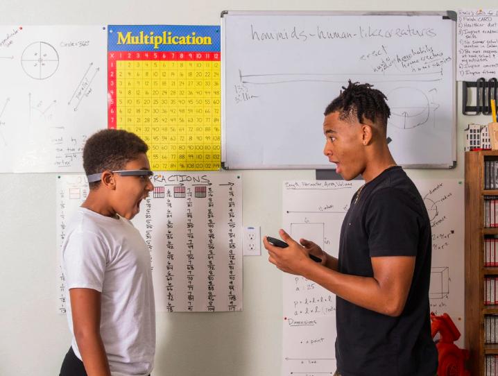 Google Glass或成为自闭症儿童的治疗设备