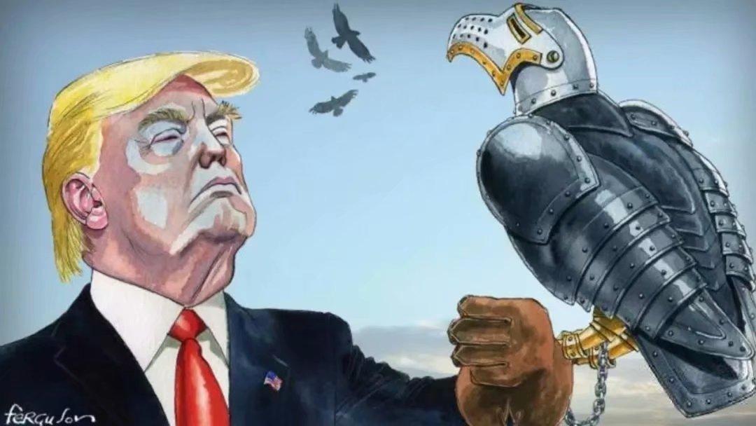 韩国面临三面夹击,美国逼缴50亿保护费,不交后果自负