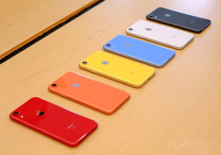 """iPhone XR真能取代iPhone6,成为新一代""""苹果销量王""""吗?"""