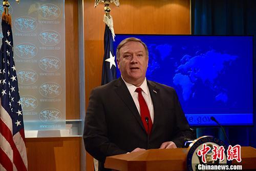 蓬佩奥:特朗普欲在总统大选前裁减驻阿富汗美军