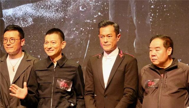 """歷時25天,《掃毒2》超越《無雙》,成為""""純港片""""票房冠軍"""