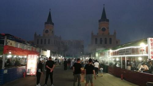 乌苏小镇将成为新疆乌苏啤酒节上最有温度的地方