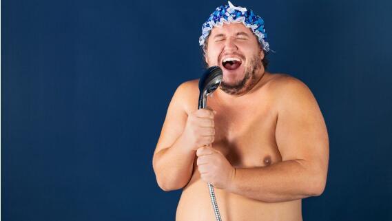 杨小早:正确的沐浴法也能消解腹部脂肪