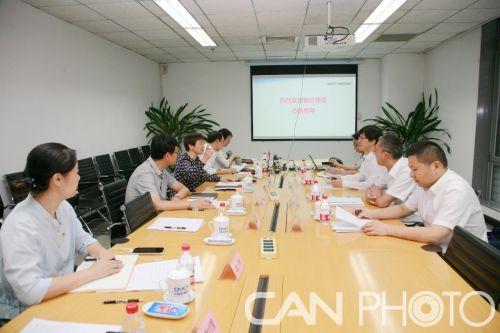 强度所王彬文所长带队访问北京部分科研机构及企业