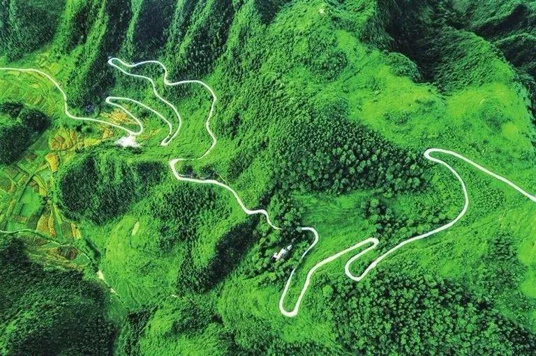 贵州遵义在建 7 条高速,还将新建 2 条,快看看哪条过你家