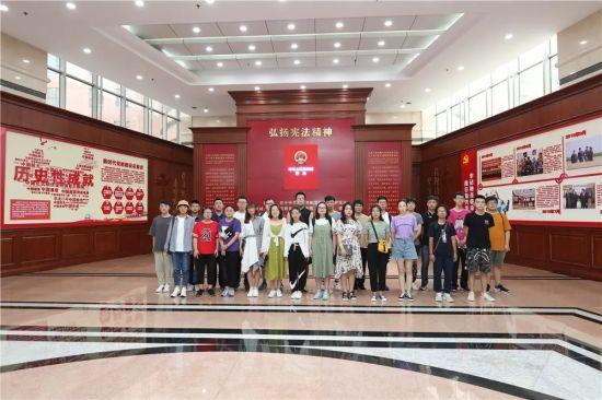 第155次公众开放日 | 哈尔滨工业大学学生走进黑龙江高院:这里承载我追寻法治信仰的梦想