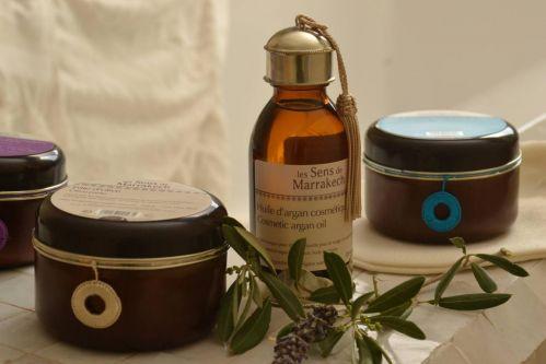 自然天然,Les Sens de Marrakech打造高品质护肤产品