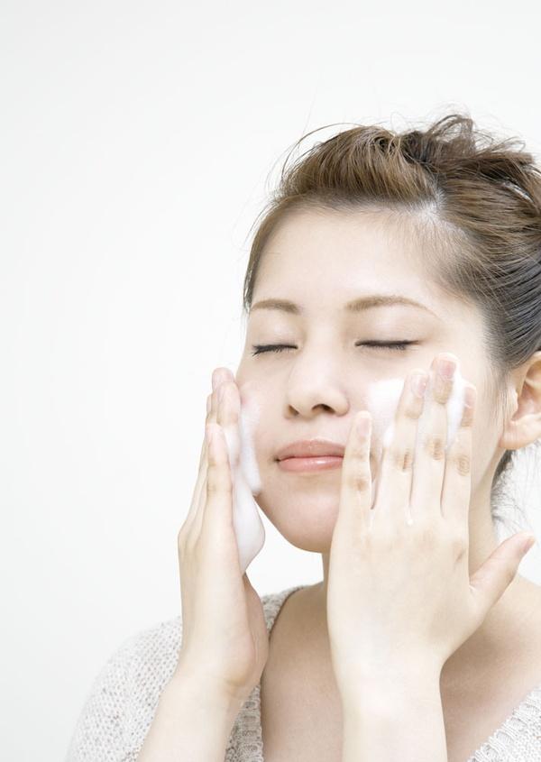 正确的洗脸步骤,你真的get到了吗?
