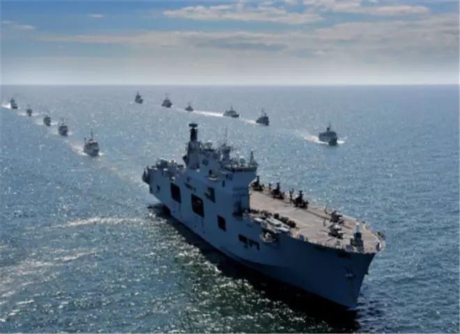<b>八国联军再现波斯湾,伊朗面临最强危机,战争即将爆发?</b>