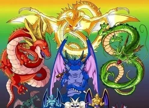 """龙珠:好多的""""坑""""没有填好,神龙的数量从一只,变成了四只"""