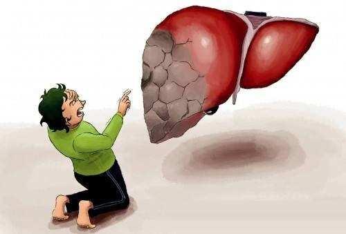"""肝脏不好看哪里?脸上出现这3种情况说明您已经""""中奖"""",别大意"""