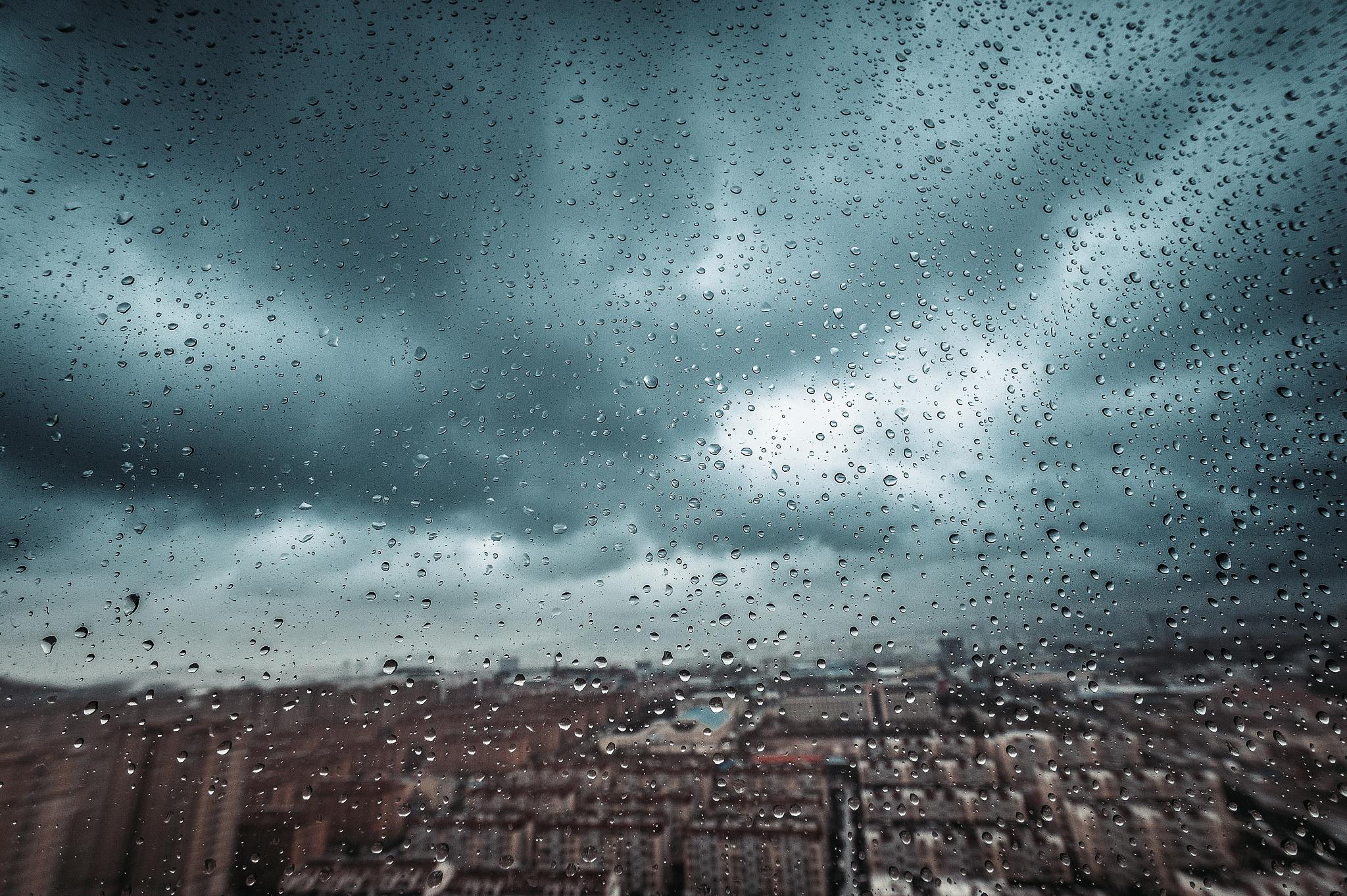 贵州省西部地区,今日局地暴雨