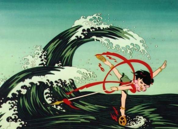回顾童年经典!79版《哪吒闹海》海量剧照欣赏