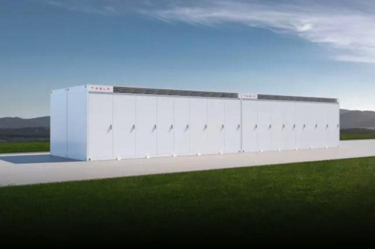 特斯拉推出超大储能产品Megapack 可以储存3MWh能量