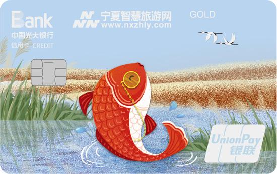 【新卡】光大银行丝绸风情联名卡 一带一路 骆驼沙漠!