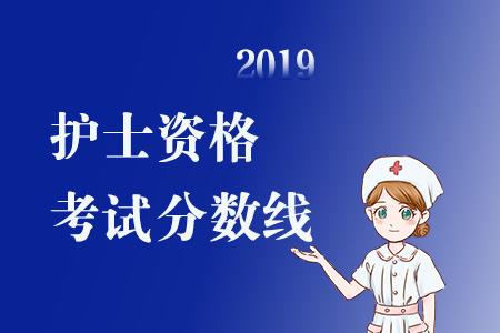 <b>护士执业资格考试2019年成绩分数线公布了?</b>